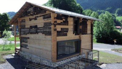 Ein Schwyzer Holzhaus aus dem Mittelalter