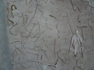 grosses Hirngespinst, Detail