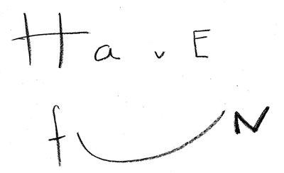 Have fun! 1/3