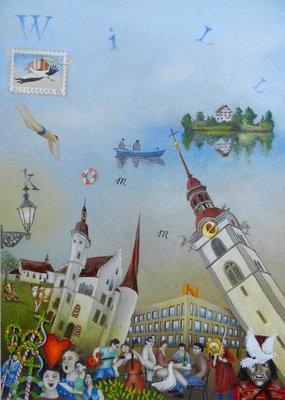 Willkommensmappe Pfarrei Sursee