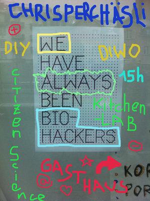 7.1.17 Biohacking: Chrisper Chäsli